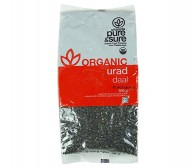 Pure and Sure Organic Urad Daal (Black Whole)/Karuppu Ulundhu 500gm