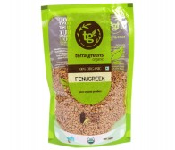 Terra Greens Organic Fenugreek /Vendhayam100gm