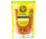 Terra Greens Organic Red Chilly Powder/Milagai Thool 100gm