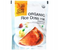 Pure and Sure Organic Rice Dosa Mix 250gm