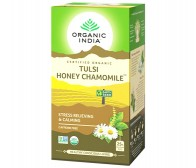 Organic India Tulsi Honey Chamomile Tea (25 Tea Bags)