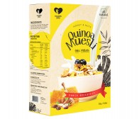 Nourish You Quinoa Muesli Honey&Nut 375gm