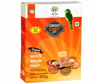 Arya Orgo Diet Multi Grain Malt 300gm