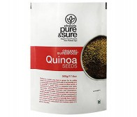 Pure and Sure Organic Quinoa Seeds 500gm