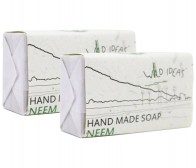 Wild Ideas Anti-Bacterial Hand-Made Soap Neem 100gm