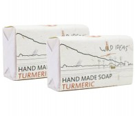 Wild Ideas Hand Made Soap  Turmeric 100gm