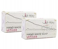 Wild Ideas Hand Made Soap (Vetiver) 100 gm