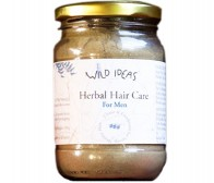Wild Ideas Herbal Hair Care (Men) 100 gm