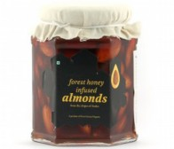 Terra Greens Honey infused Almonds 300gm
