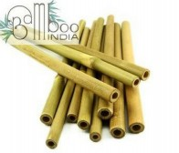 Bamboo India Straw - 1 pc