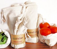 Ecoindian Produce Bags