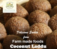 Farm Made Coconut Laddu 200gm