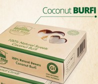 Farm Made Traditional Coconut Candy/Burfi 200gm
