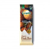 Organa Organic Pineapple fruit Bar 15gm