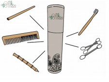 Bamboo India Bamboo Travel Kit