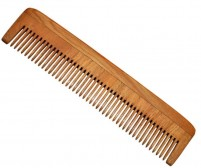 Bamboo India Bamboo Comb 1Pcs